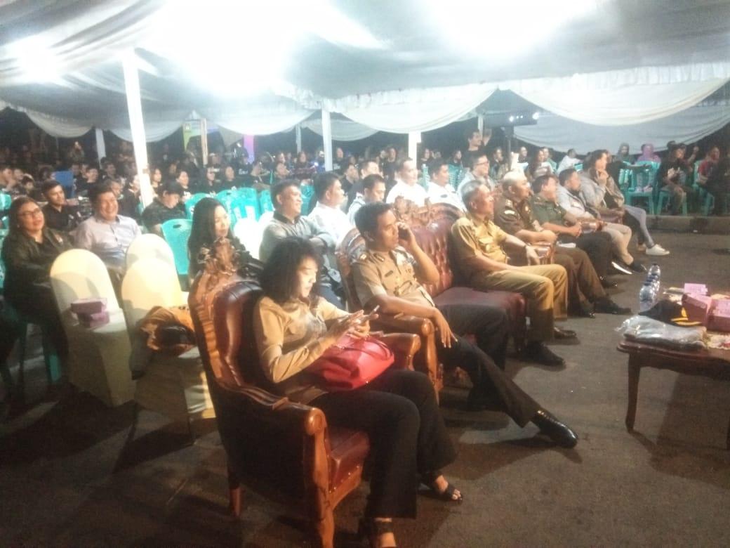 Permalink ke KPU Minsel Launching Pilkada 2020