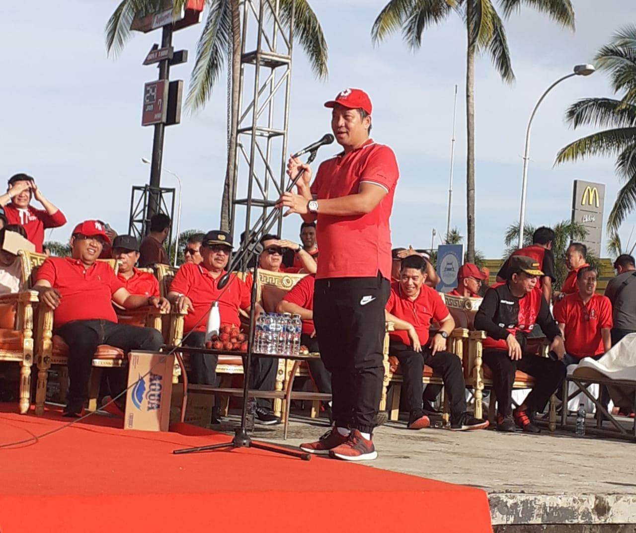 Permalink ke 14 Februari, Steven Kandouw Sebut Manado Kota Perjuangan