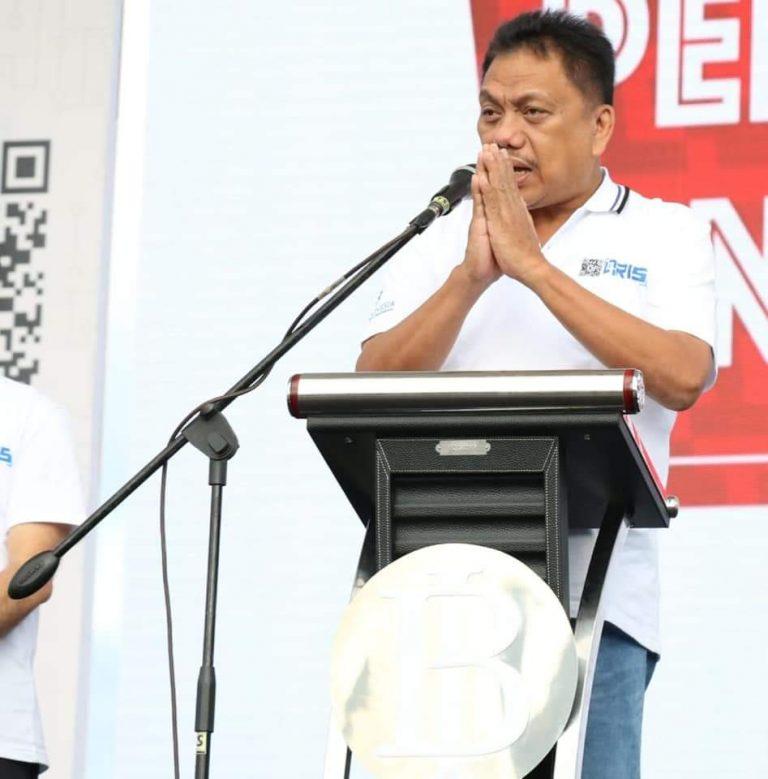 Permalink ke Cegah Corona Menyebar di Sulut, Olly Ajak Jaga Kebersihan