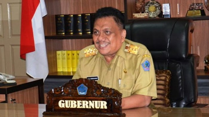 Permalink ke Cegah Corona, Gubernur Sulut Serukan Doa Bersama
