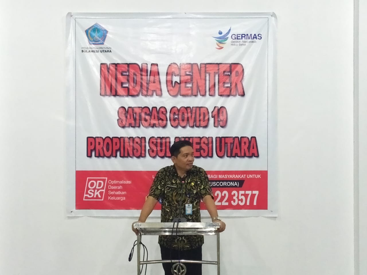 Permalink ke Jenazah Pasien 58 di Manado Tidak Akan Ditutup Layaknya Korban COVID-19