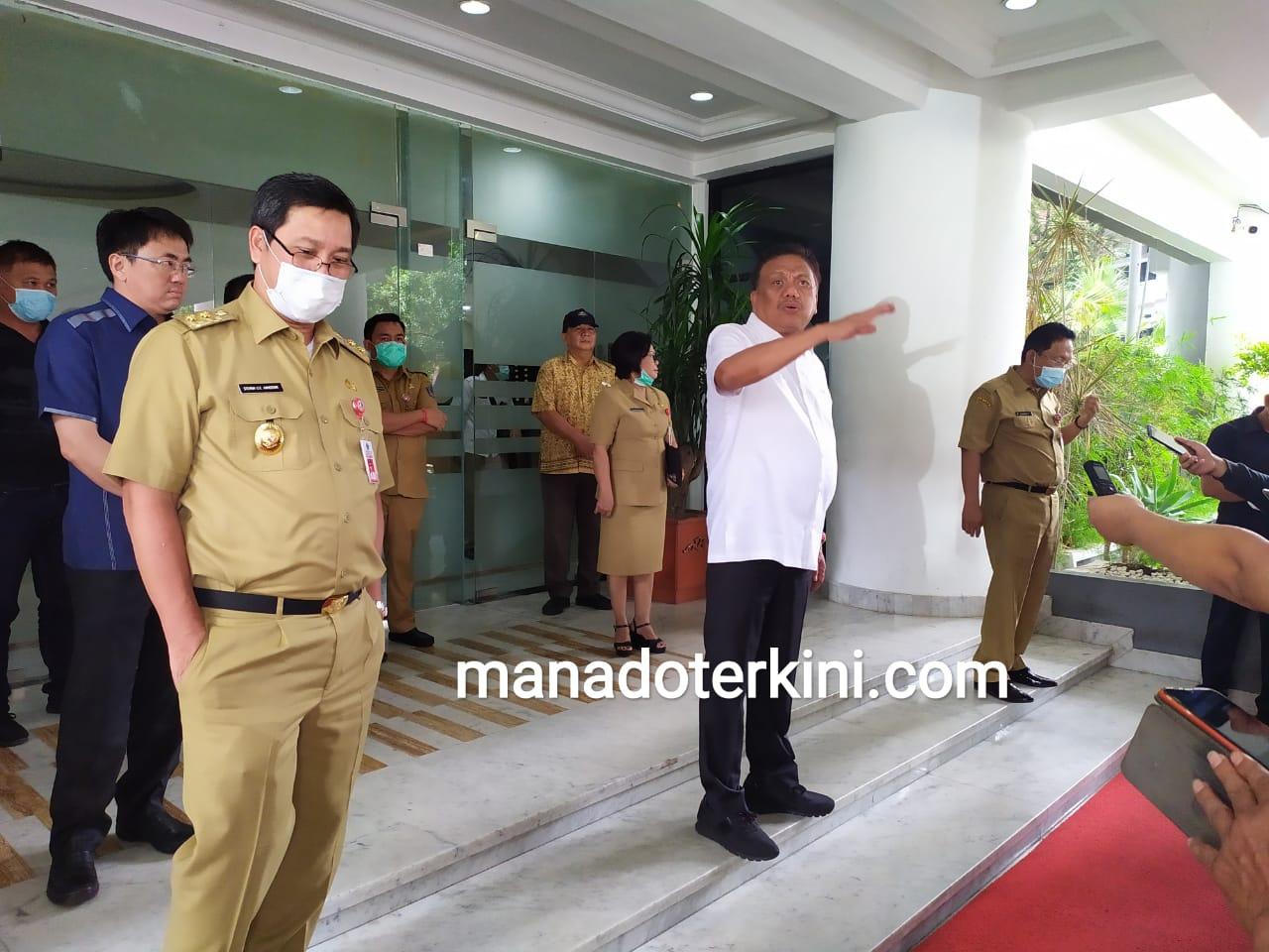Permalink ke Siapkan 48.5 M, Pemprov Sulut Tindaklanjuti Arahan Jokowi Tangani COVID-19