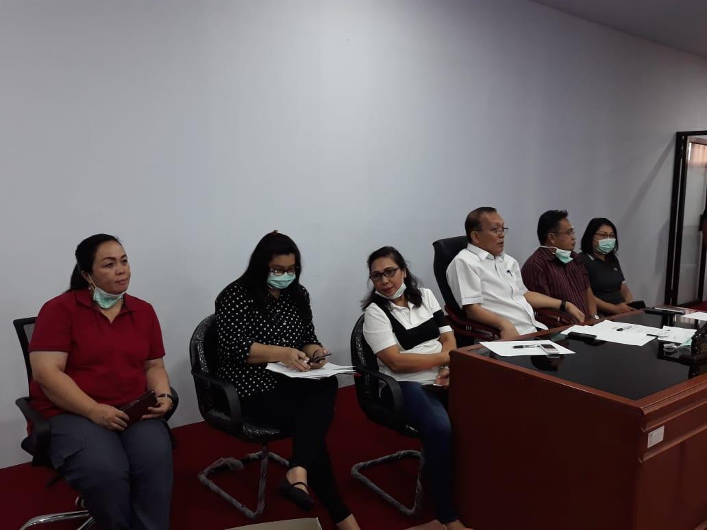 Permalink ke Bahas Permohonan JBT, Pemkab Minahasa dan Pertamina Manfaatkan Video Conference
