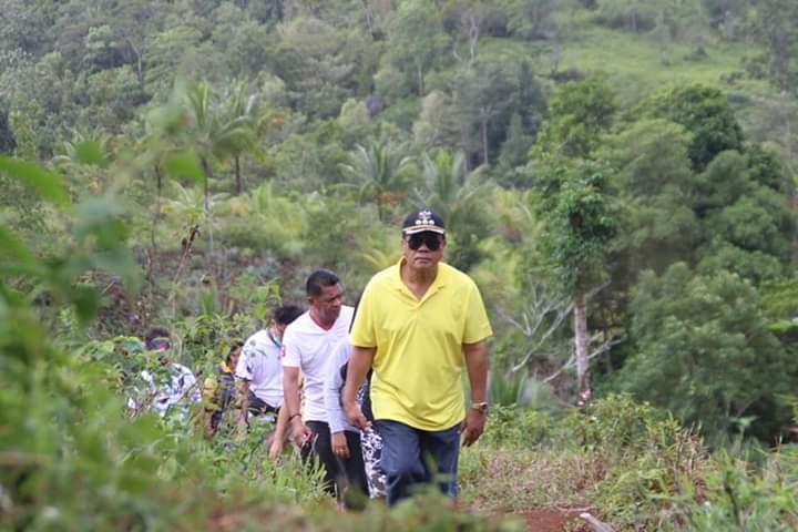 Permalink ke Bupati Sangihe pantau langsung kegiatan Petani di sejumlah Kampung