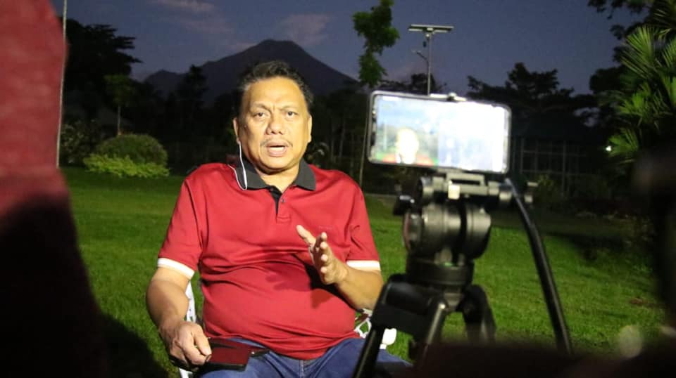 Permalink ke Olly Dondokambey Tetapkan Status Siaga Darurat COVID-19 di Sulut
