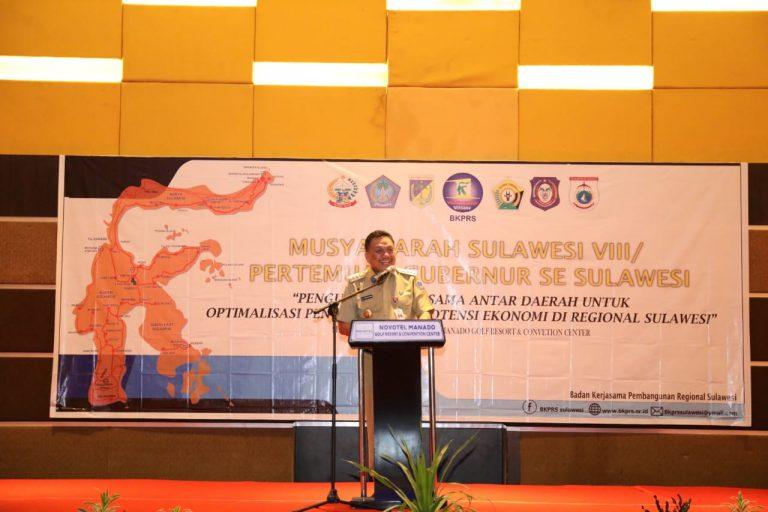 Permalink ke Gubernur se-Sulawesi Pilih Olly Dondokambey Jadi Ketua BKPRS