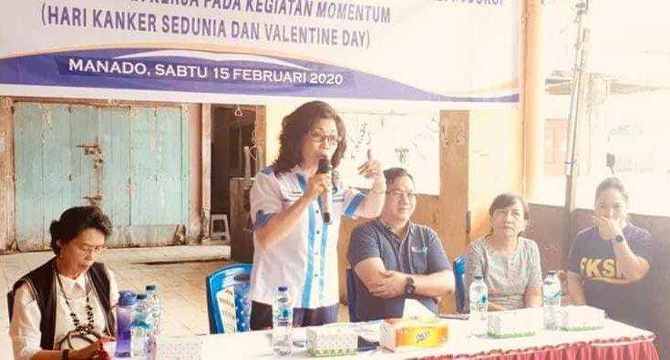 Permalink ke Peduli kesehatan pedagang, PD Pasar Manado gandeng JPAR edukasi kesehatan