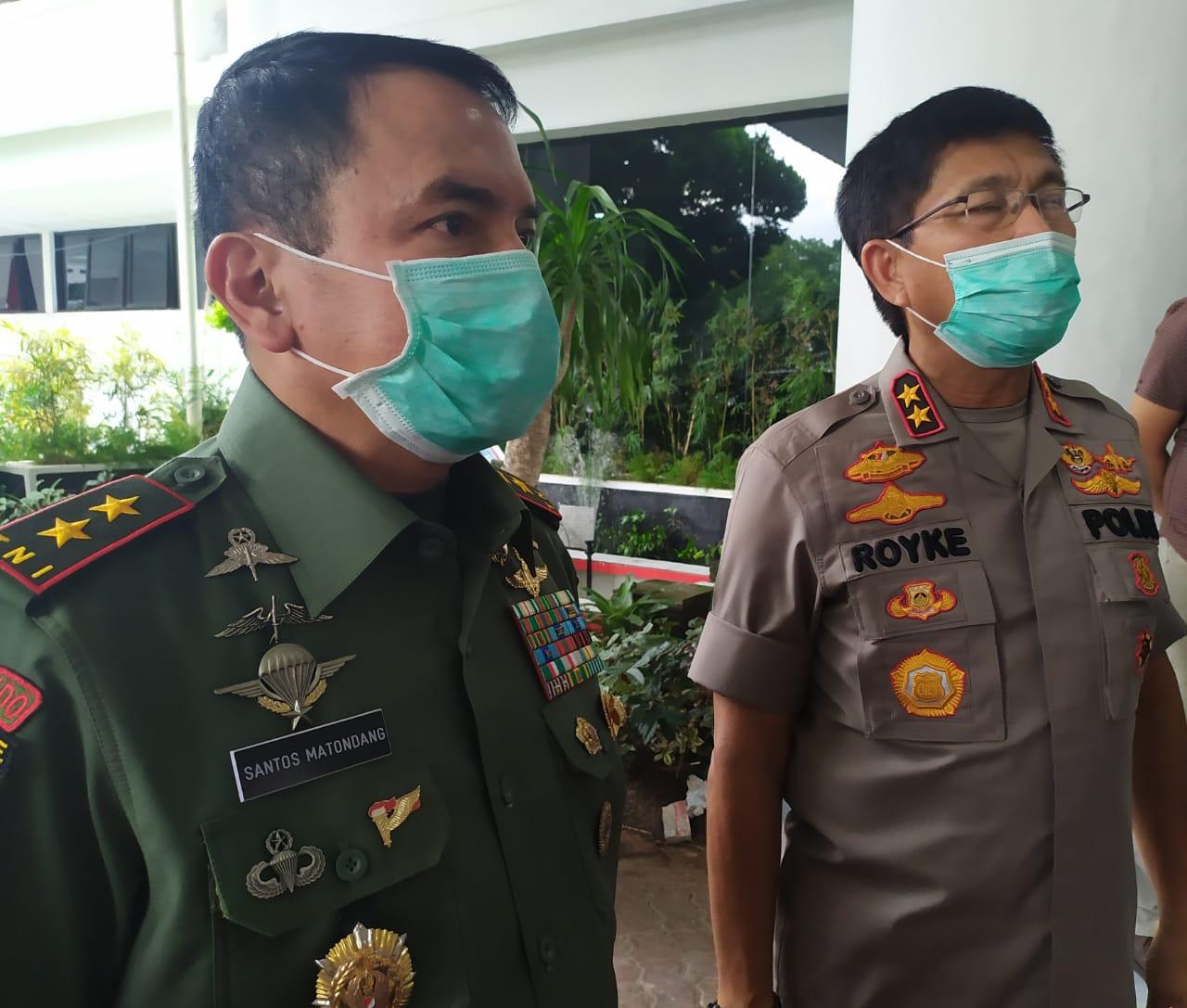 Permalink ke Olly Dondokambey Libatkan TNI/Polri Tangani Covid-19 di Sulut