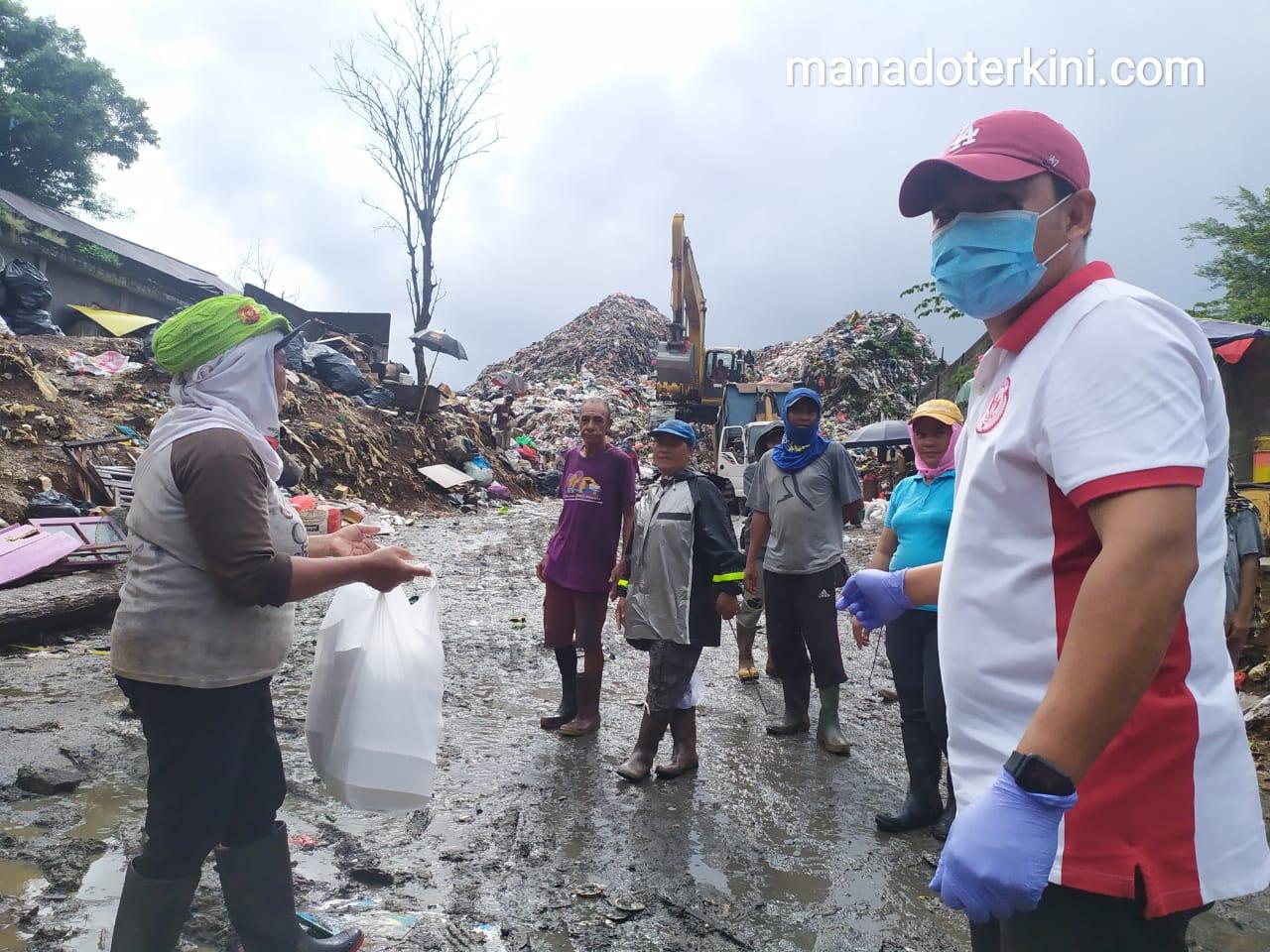 Permalink ke Para Pemulung Juga Jadi Sasaran Pemberian Bantuan Pemprov Sulut