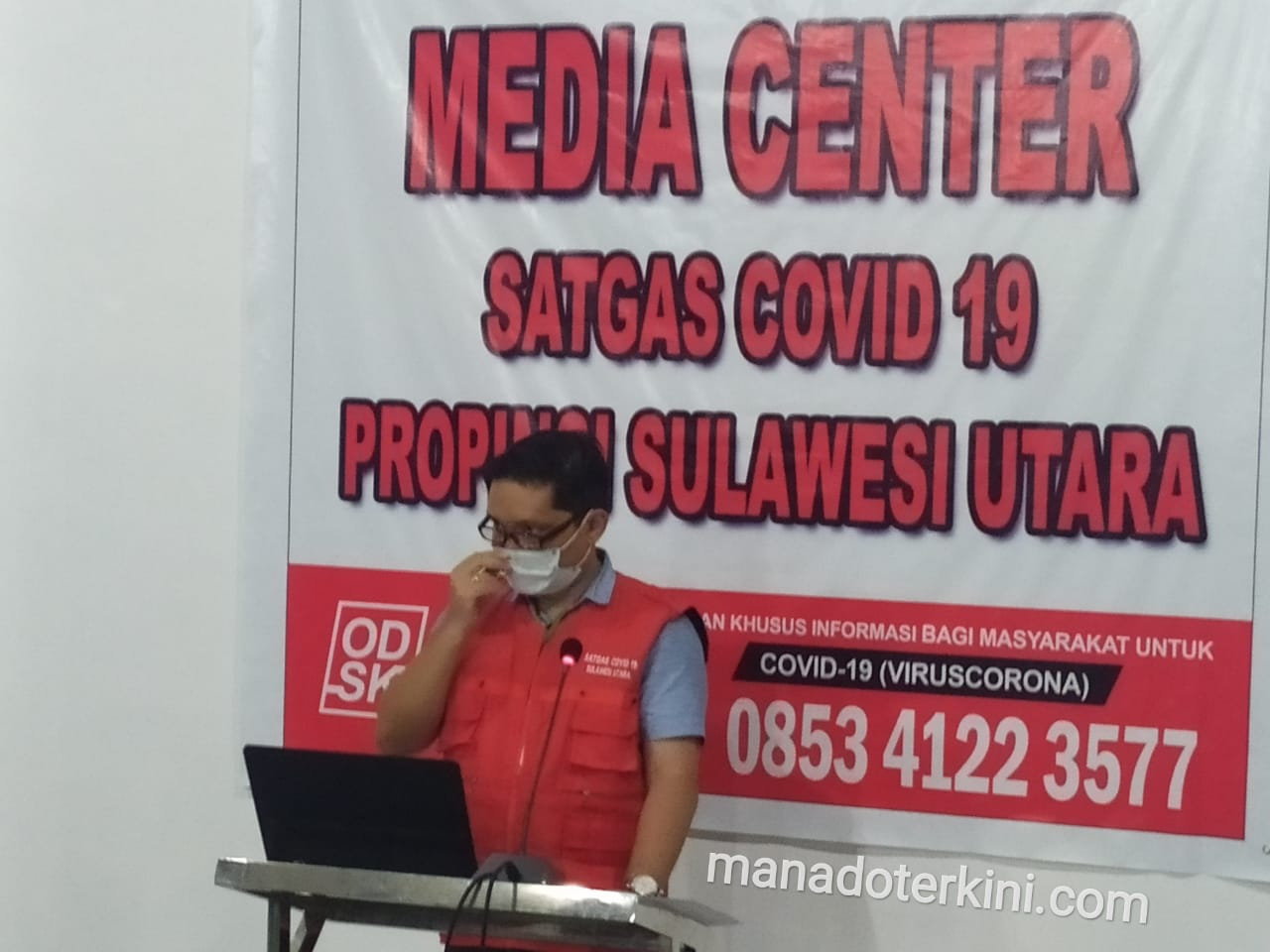 Permalink ke Berikut Pasien COVID-19 Terdata Sesuai Wilayah di Sulut