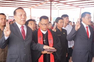 Permalink ke Bupati ROR Lantik Pejabat di Pendopo Benteng Moraya