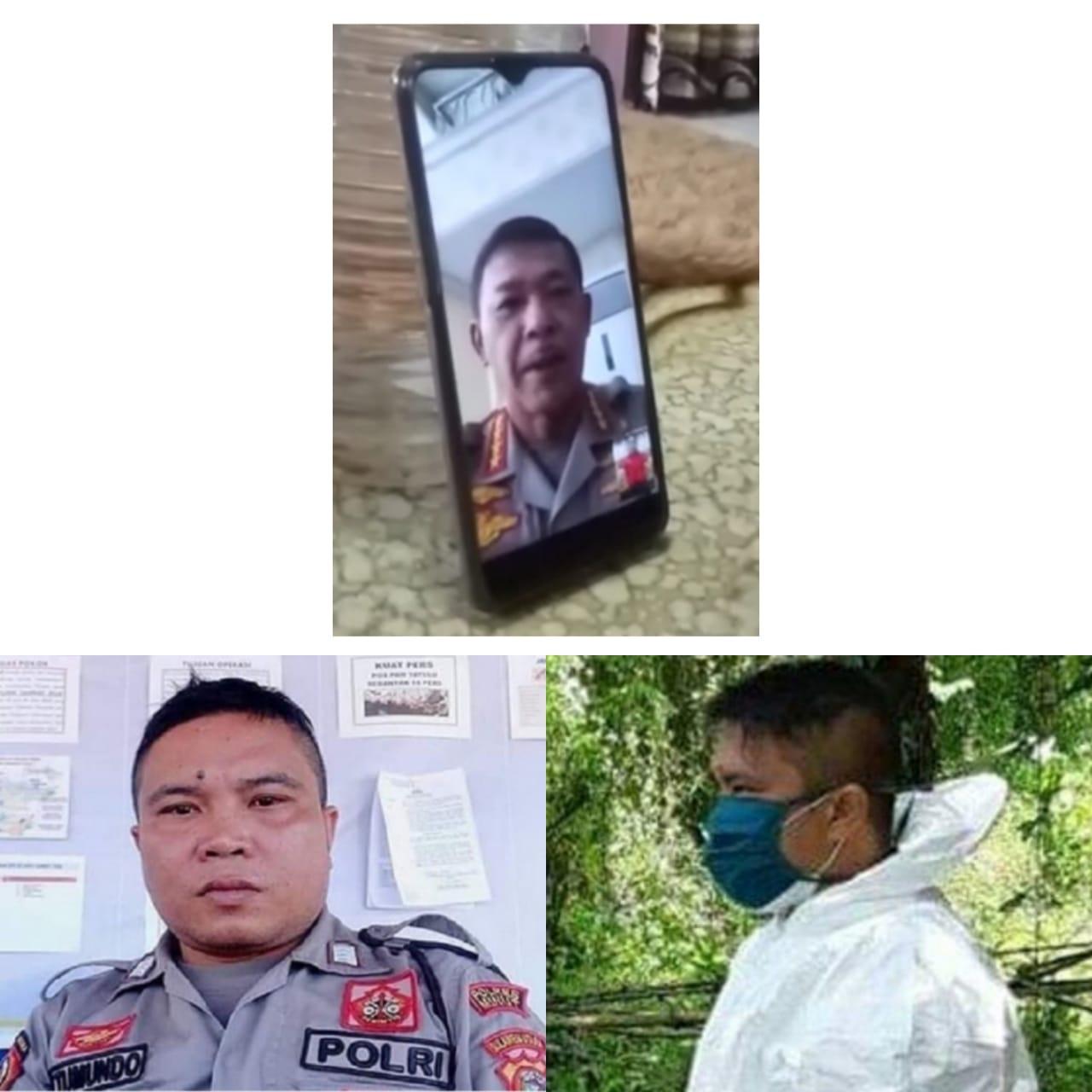 Permalink ke Kapolri Apresiasi Kerja Kemanusiaan Bripka Jerry Tumundo Makamkan Pasien Korban Covid19