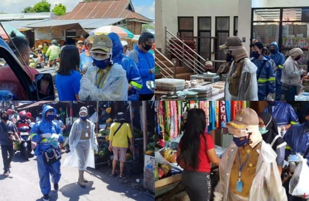 Permalink ke Bupati VAP Bagi-bagi Masker Dan Uang Kepada Pedagang Serta Sopir Angkot