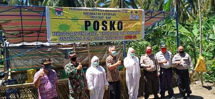 Permalink ke Wabup FDW Pantau Posko Siaga Covid-19 di Perbatasan Minsel – Minahasa