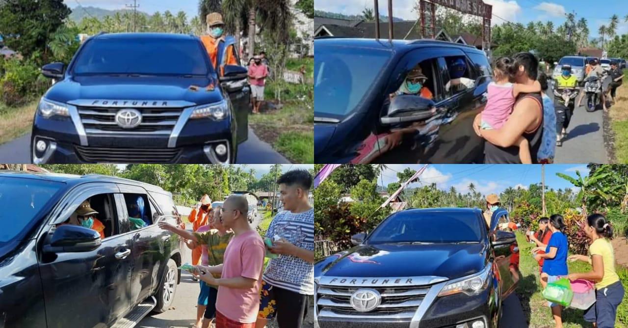 Permalink ke Kerja Kemanusiaan, Bupati VAP Terus Salurkan Bantuan
