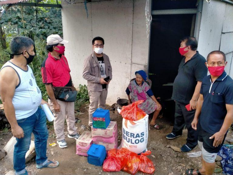 Permalink ke Pemprov Sulut Beri Bantuan Warga Terdampak COVID-19 di Pineleng