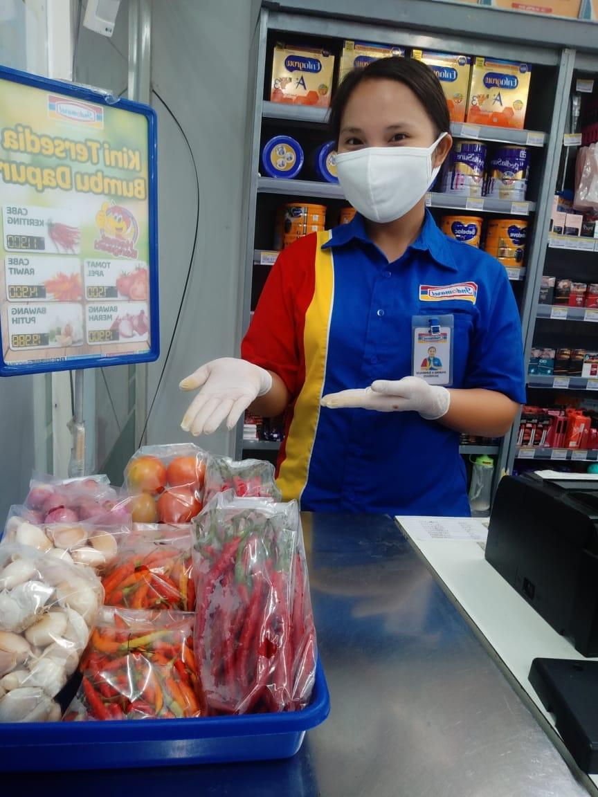 Permalink ke Respon Permintaan Pemkab Minahasa, Indomaret Jual Bumbu Dapur