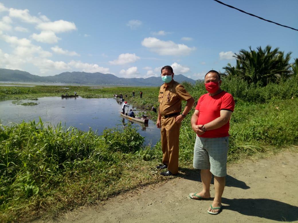 Permalink ke Ditengah Pandemi Covid 19, Pelestarian Danau Tondano Tetap Dilakukan