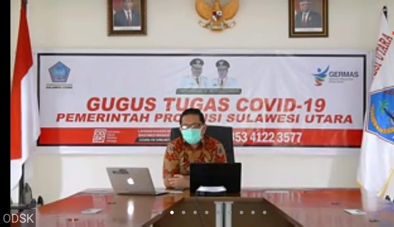 Permalink ke Bertambah, Total 40 Pasien Positif COVID-19 di Sulut