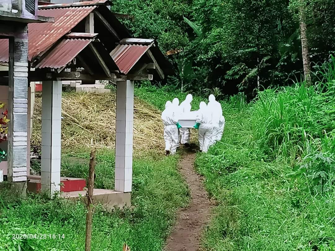 Permalink ke Miliki Riwayat Penyakit Usus, Pasien PDP Asal Wanga Amongena Dimakamkan Sesuai Protap Covid