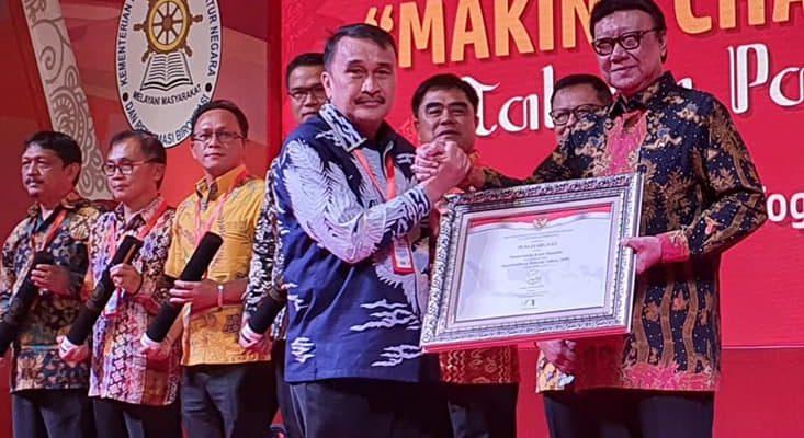 Permalink ke Pemkot Manado Sukses Riah Penghargaan SAKIP BB