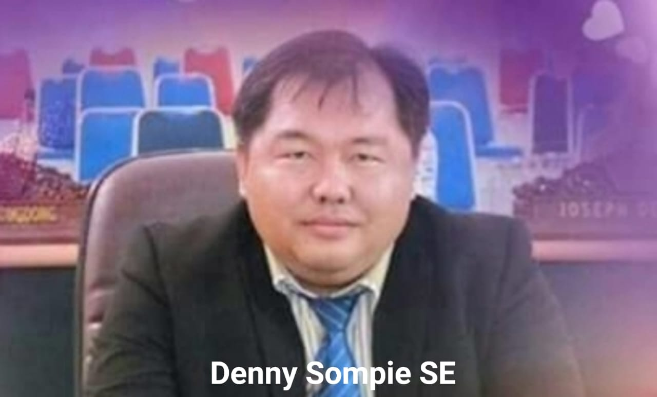 Permalink ke Legislator Minut Denny Sompie SE, Pejuang Pariwisata Likupang Meninggal Dunia