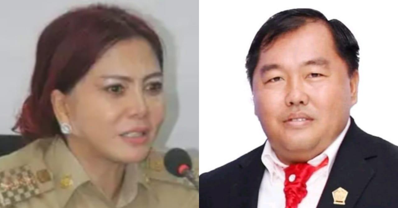 Permalink ke Turut Berduka, Bupati VAP Apresiasi Pengabdian Alm Denny Sompie SE