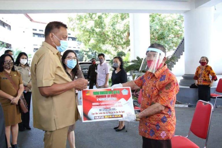 Permalink ke Lansia di Sulut Dapat Bantuan 4,9 M Untuk 1.826 Orang