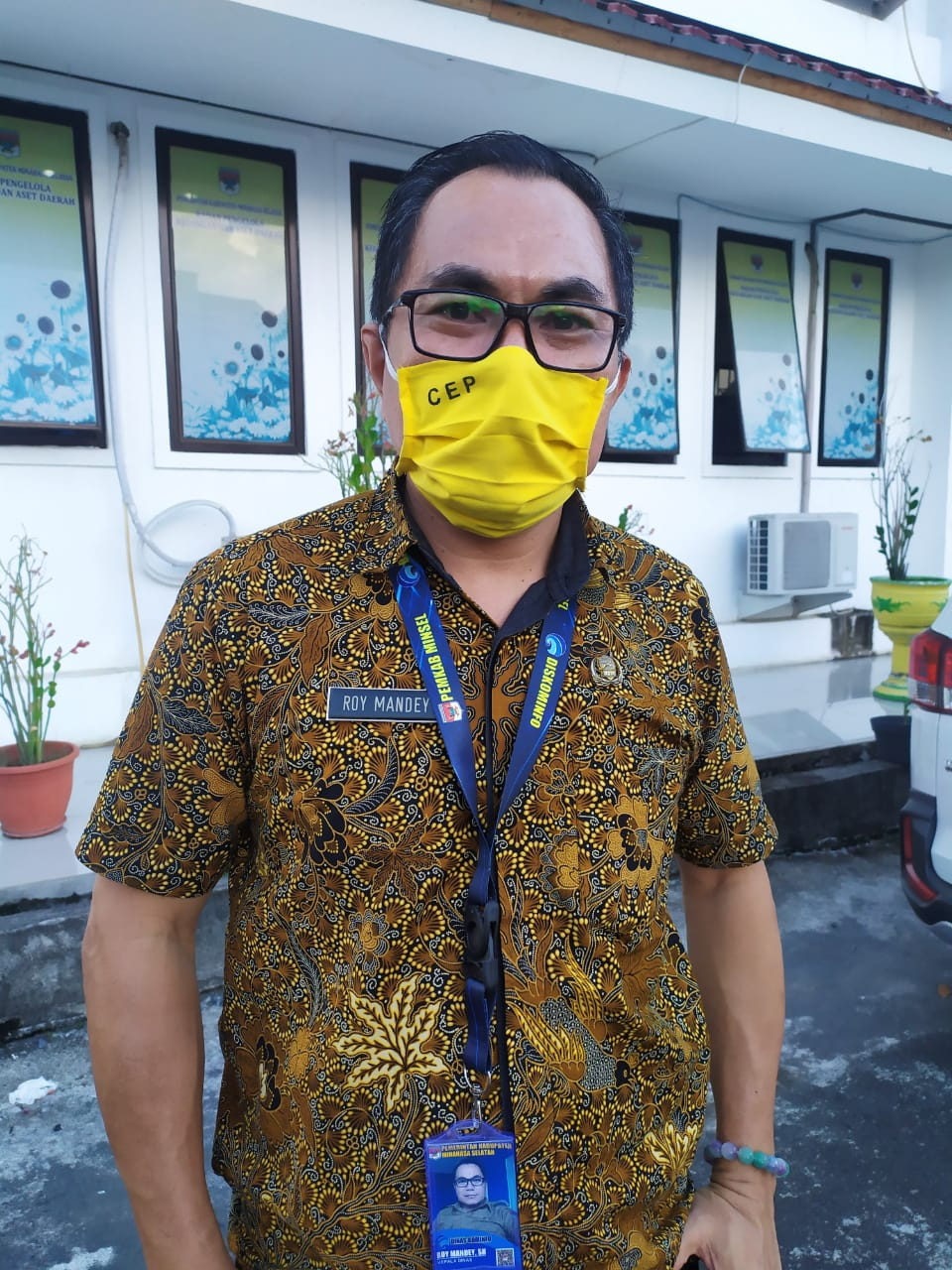 Pasien Asal Minsel Positif Covid-19, Warga Kecamatan Motoling