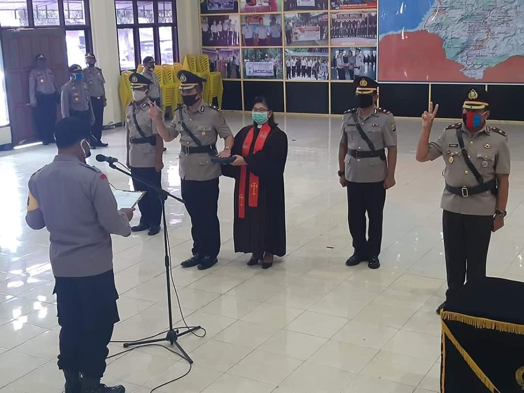 Permalink ke Kompol Farly Estevanus Rewur SH MM Jabat Wakapolres Minsel