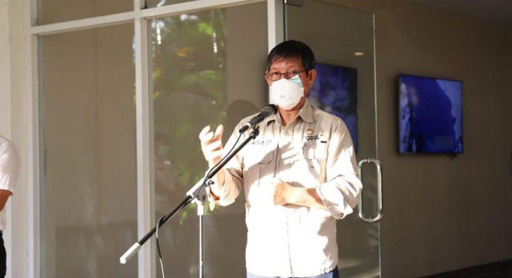 Permalink ke Walikota GSVL donasikan gaji untuk APD tenaga medis puskesmas di Manado