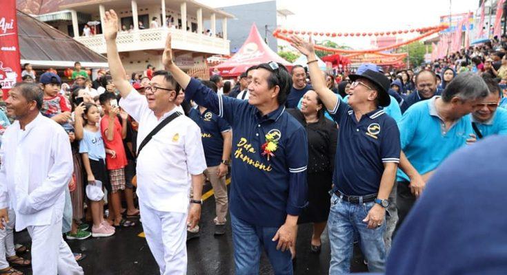 Permalink ke Cap Go Meh Spektakuler, Walikota GSVL Titipkan Manado Semakin Maju dan Tetap Rukun