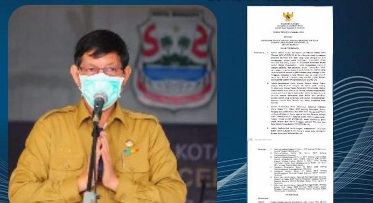 Permalink ke Ditetapkan Status Darurat Bencana, Walikota Manado siap bekerja 24 jam lindungi warga