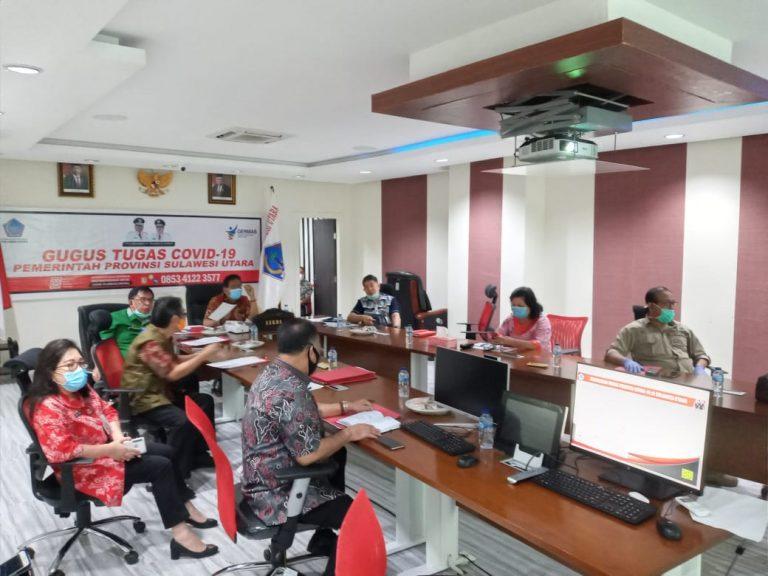 Permalink ke KPK Mulai Awasi Anggaran COVID-19 Sulut