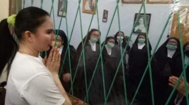 Permalink ke Biarawati Bunda Theresia Doakan Khusus SGR dan VAP