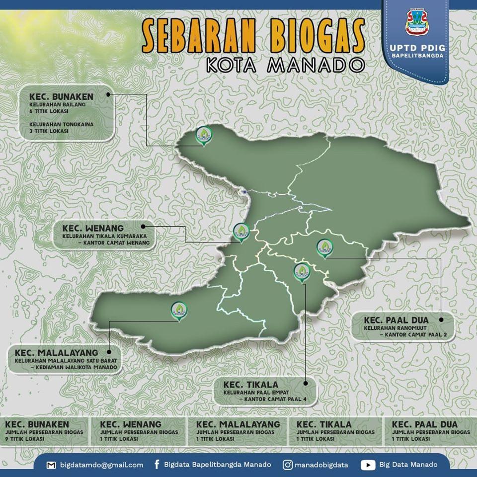 Permalink ke Kelurahan Cerdas di Manado bangun Biogas