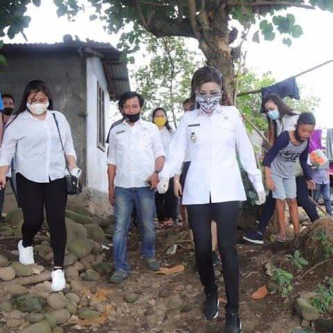 Bupati : Jumlah Penerima BLT-DD di Desa Ongkaw Tiga Ditambah