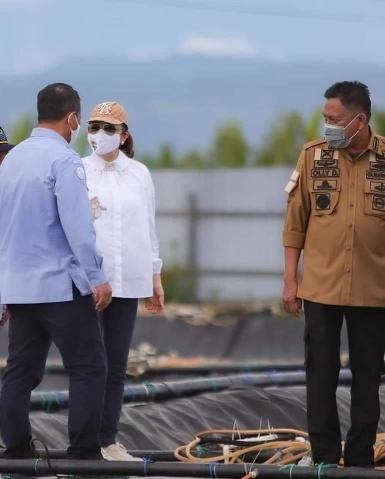 Permalink ke Bupati Minsel Terima Kunker Menteri Kelautan dan Perikanan RI di Desa Bajo