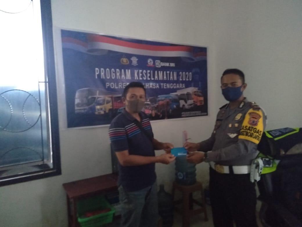 Permalink ke Ikut pelatihan, Polres Mitra beri bantuan Rp 600 ribu bagi pengendara roda dua