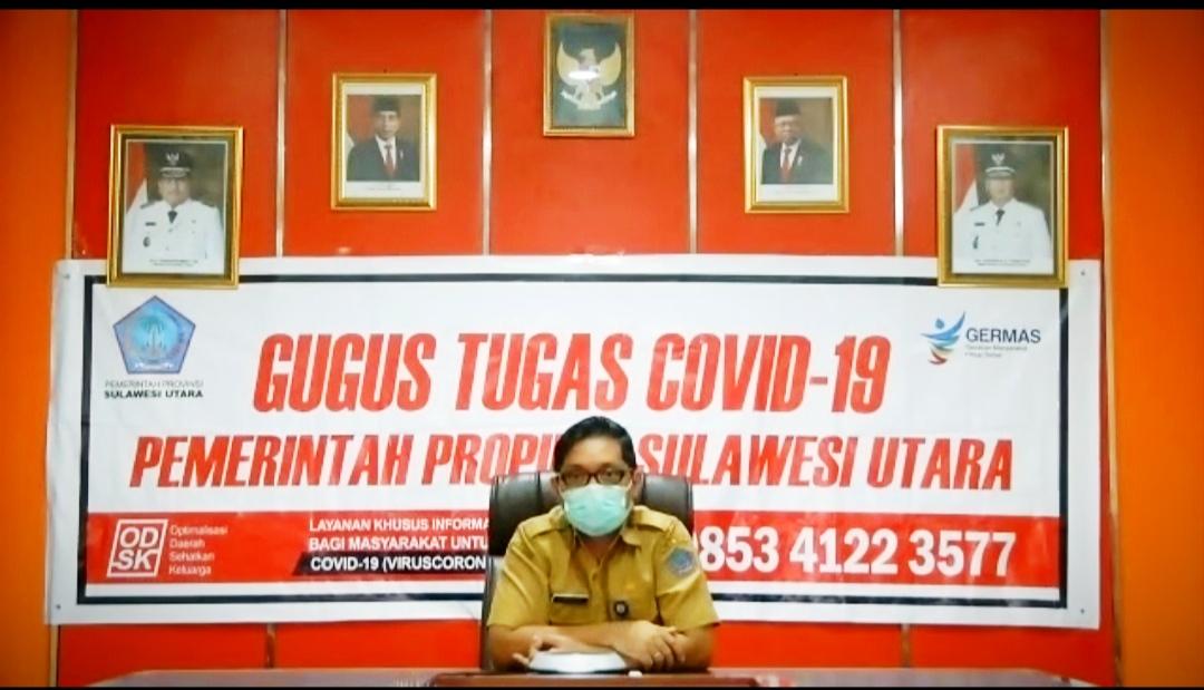 Permalink ke Total 545 Kasus COVID-19 di Sulut, Hari Ini Bertambah 18