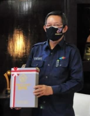 Permalink ke Pemkot Manado sebarluaskan informasi atas LKPD 2019