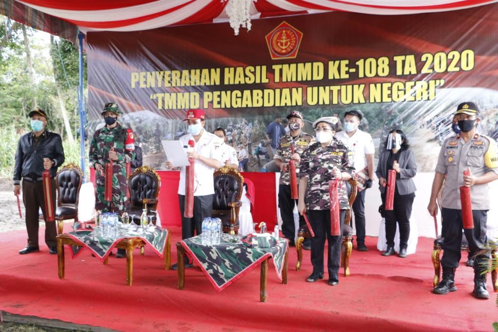 Permalink ke TMMD di Minahasa Selesai, ROR Apresiasi TNI Serta Masyarakat