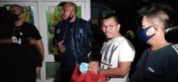 Wakili VAP, Christian Yokung dan Mongol Berikan Bantuan Kepada Korban Kebakaran