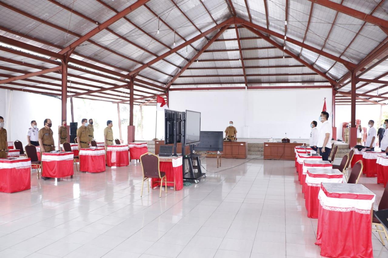 Permalink ke Bahas Kelestarian Danau Tondano, Bupati Minahasa Rapat Dengan Stakeholder Terkait