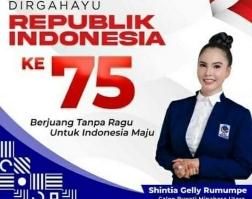 Permalink ke HUT Ke-75 RI, SGR: Berjuang Untuk Indonesia Maju