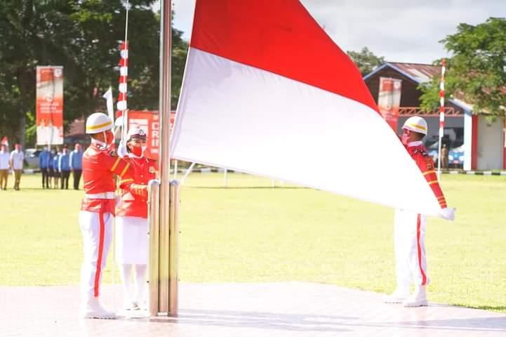 Permalink ke HUT ke 75 RI Berlangsung Khidmat di Minahasa
