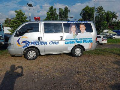 Permalink ke GSVL terima 2 unit ambulance, Tim Garuda One 'PAHAM' pelayanan masyarakat