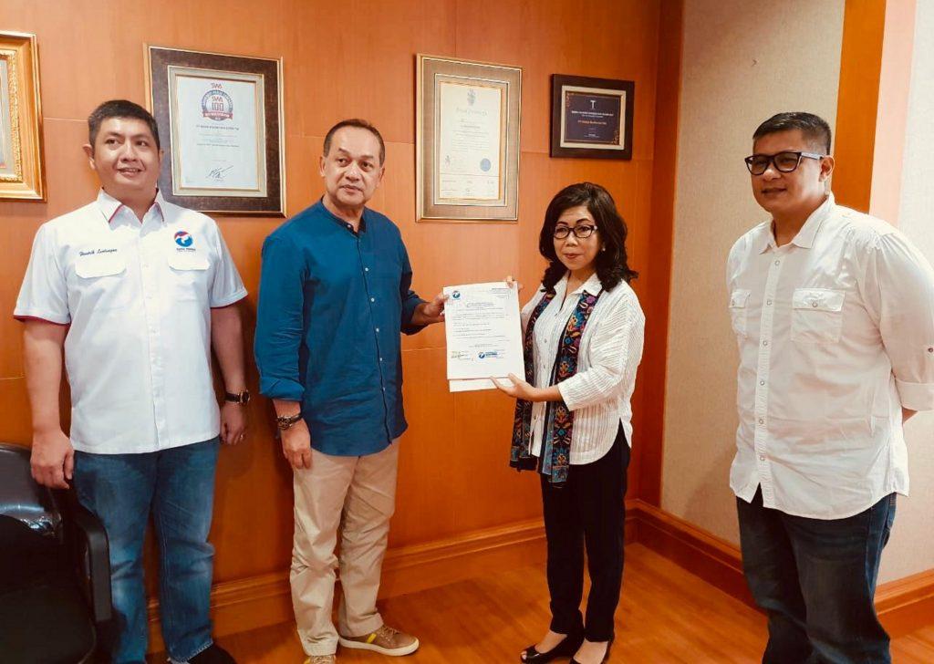 Permalink ke JPAR-Ai resmi kantongi SK Partai Perindo