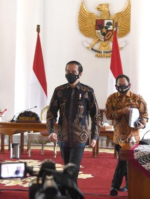 Permalink ke Jokowi Ingatkan Gubernur Waspada Gelombang Penyebaran Covid-19