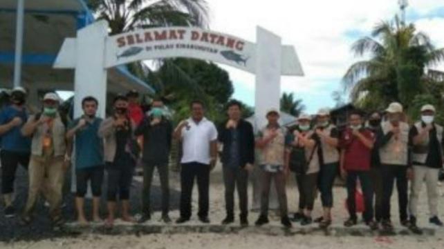 Permalink ke Bawaslu Minut Sosialisasi Pencocokan Dan Pemutahiran di Kepulauan